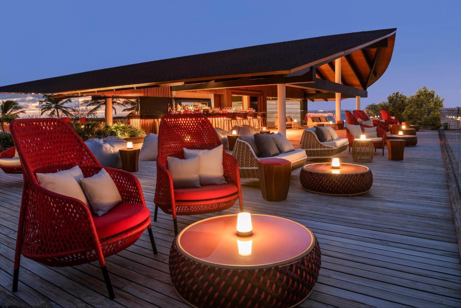 Yoga: Foto vom Wellnesshotel The Westin Maldives Miriandhoo Resort | Wellness Baa-Atoll