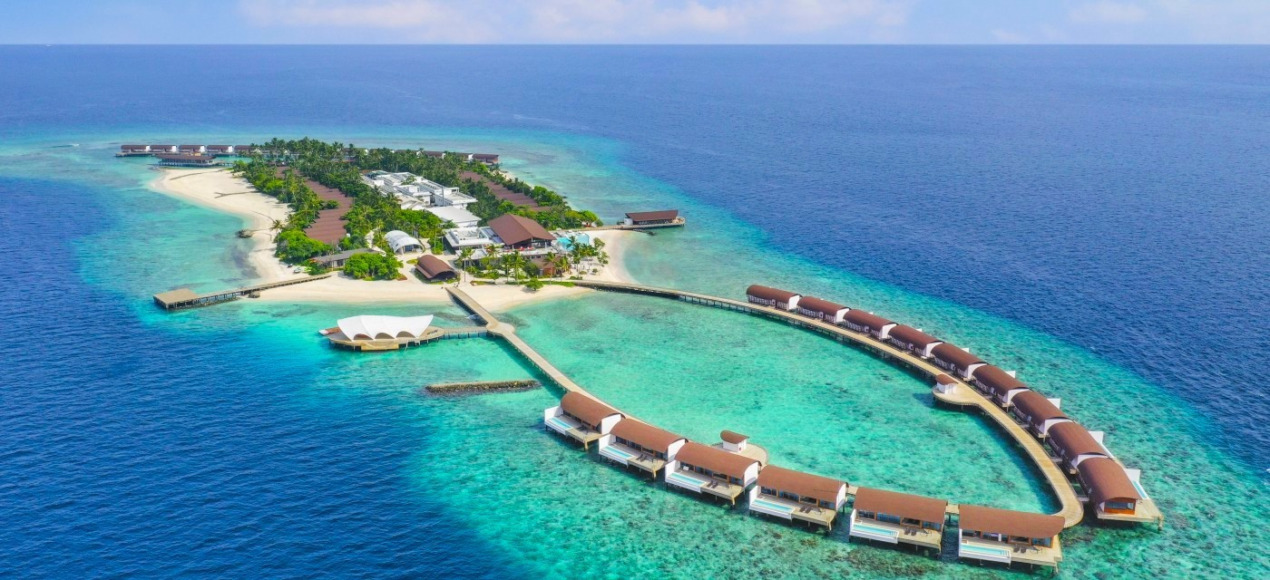 The Westin Maldives Miriandhoo Resort Bilder | Bild 1