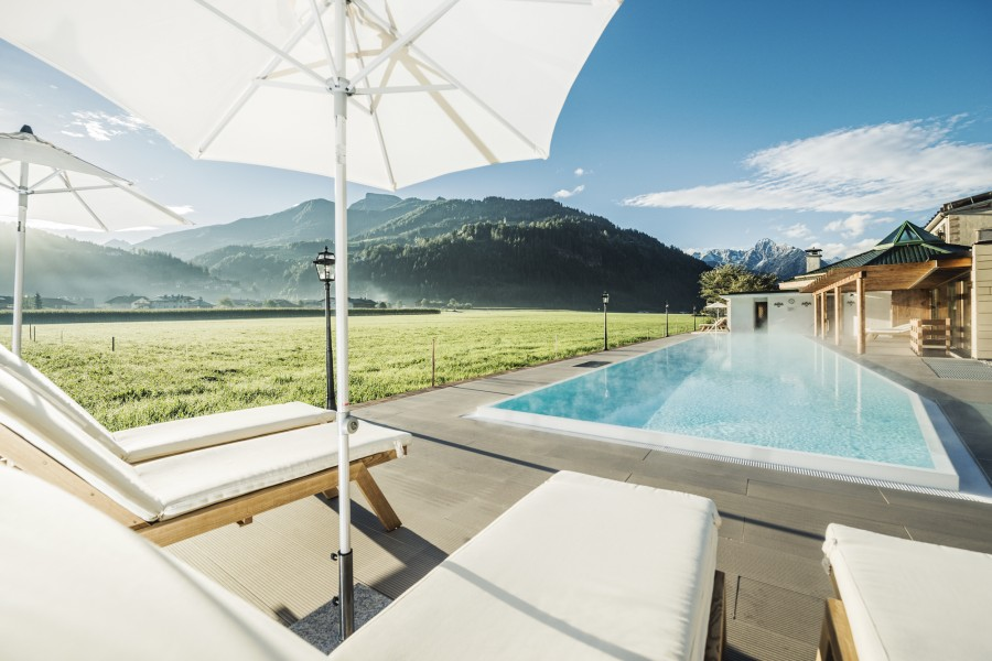 Neues Wellnesshotel: THERESA Wellness Genießer Hotel ****superior | Zell im Zillertal