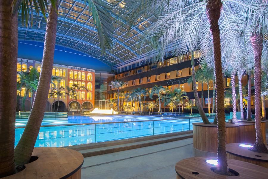 Wellnesshotels in berg bayern wellnessurlaub for Wellness design hotel deutschland