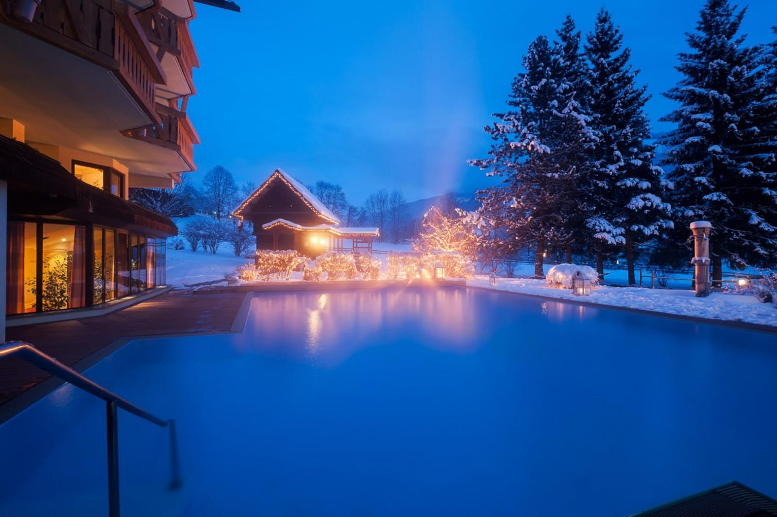 Farb-Therapie: Foto vom Wellnesshotel Thermenwelt Hotel Pulverer | Wellness Kärnten