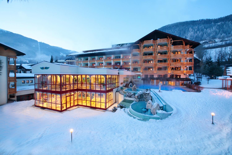 Thermenwelt hotel pulverer bad kleinkirchheim for Boutique wellnesshotel osterreich