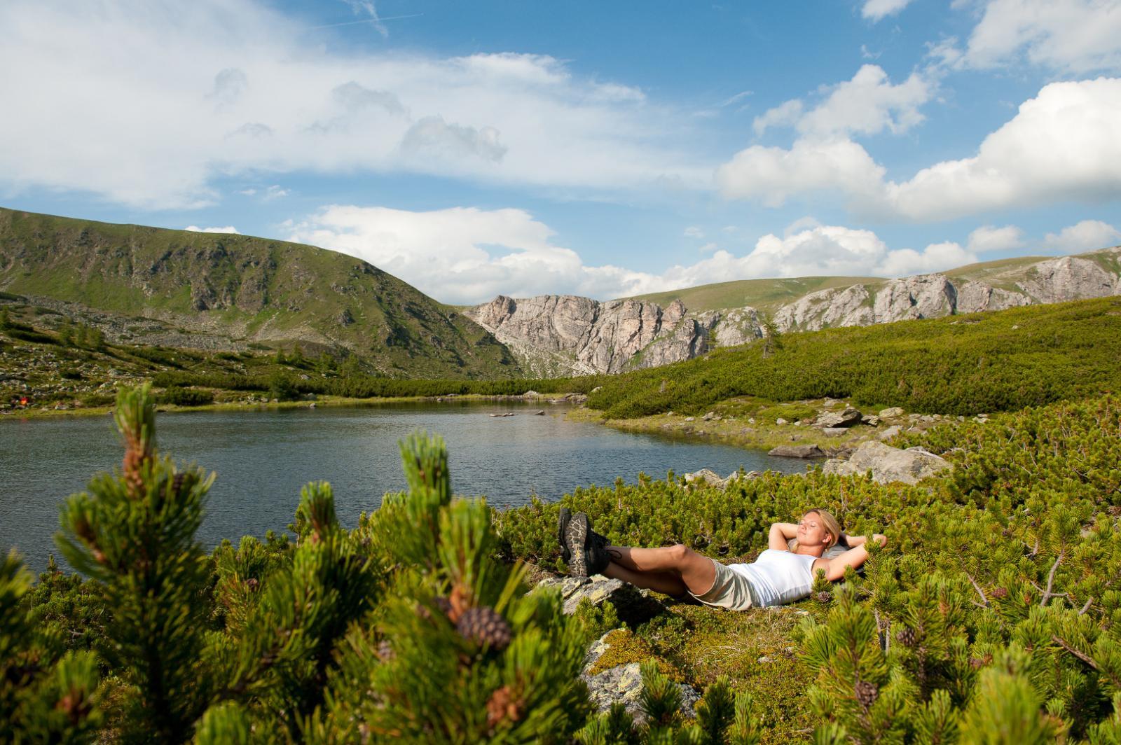 Energetische Körpertherapie: Foto vom Wellnesshotel Thermenwelt Hotel Pulverer | Wellness Kärnten