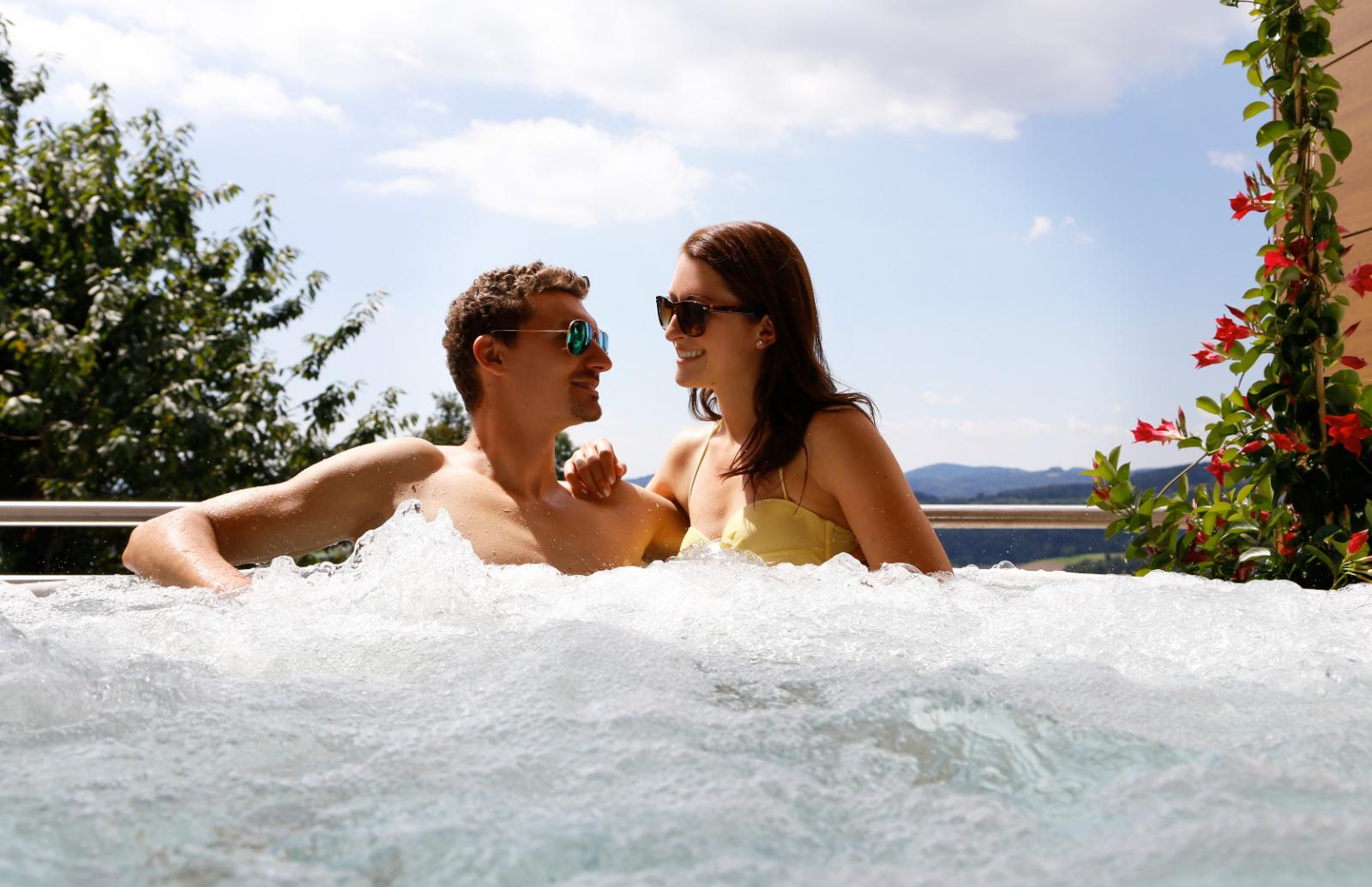 Wellnessangebot im Thula Wellness-Hotel Bayerischer Wald | Lalling, Bayern