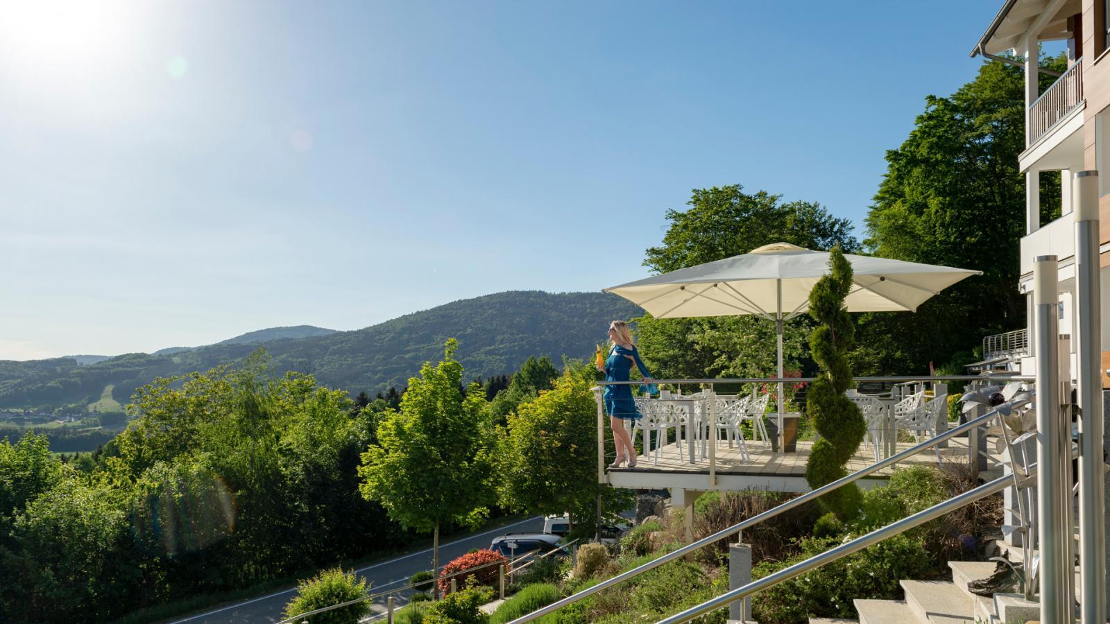 Kinesiologie: Foto vom Wellnesshotel Thula Wellness-Hotel Bayerischer Wald   Wellness Bayern