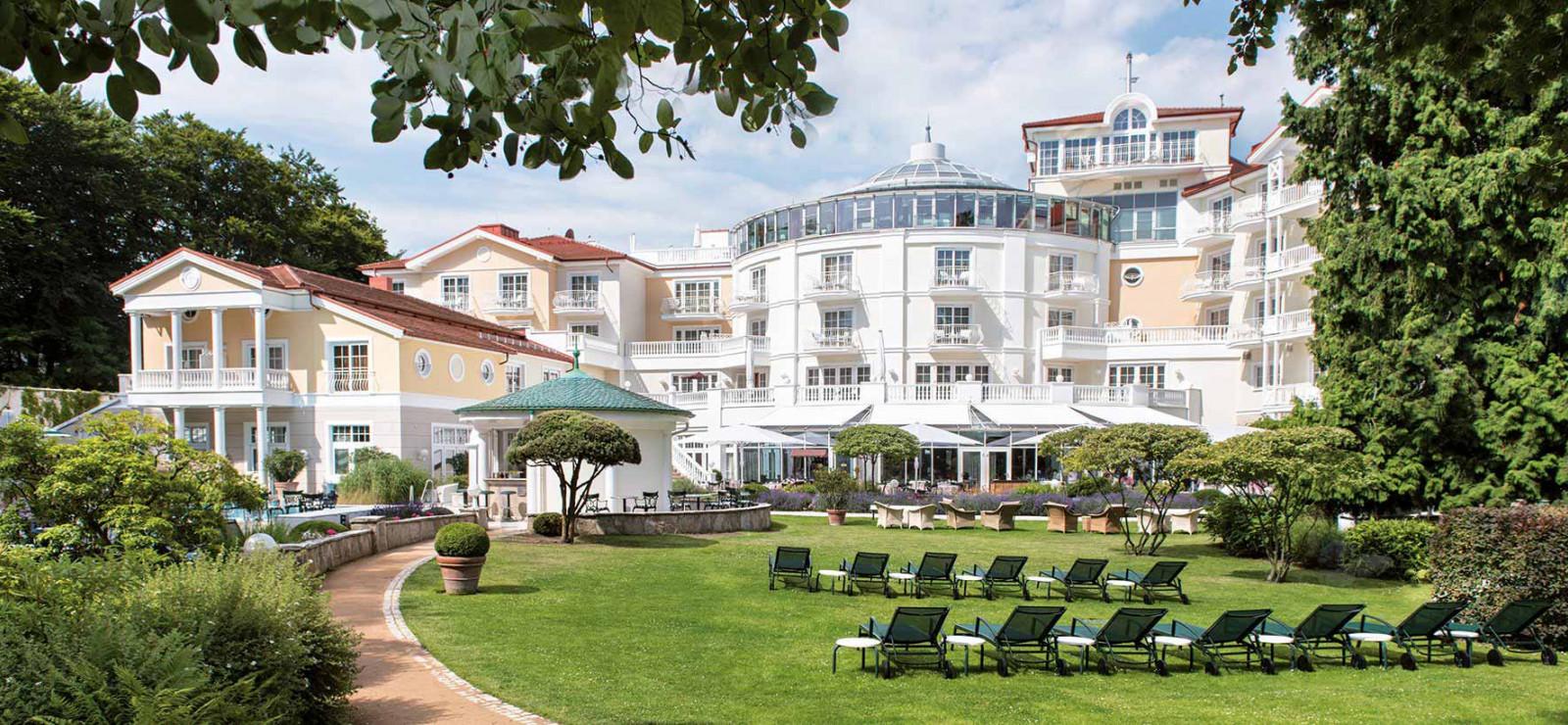 Hotel Travel Charme Strandidyll Heringsdorf Bilder | Bild 1