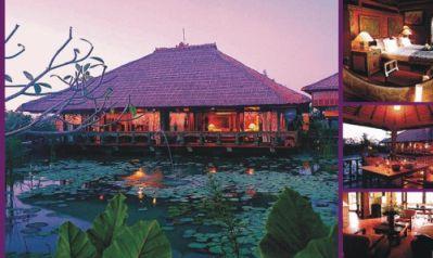 Akupunktur: Foto vom Wellnesshotel Tugu Bali | Wellness Bali Indonesien