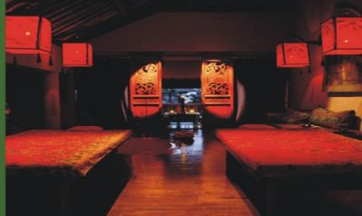 Tai Chi: Foto vom Wellnesshotel Tugu Bali | Wellness Bali Indonesien