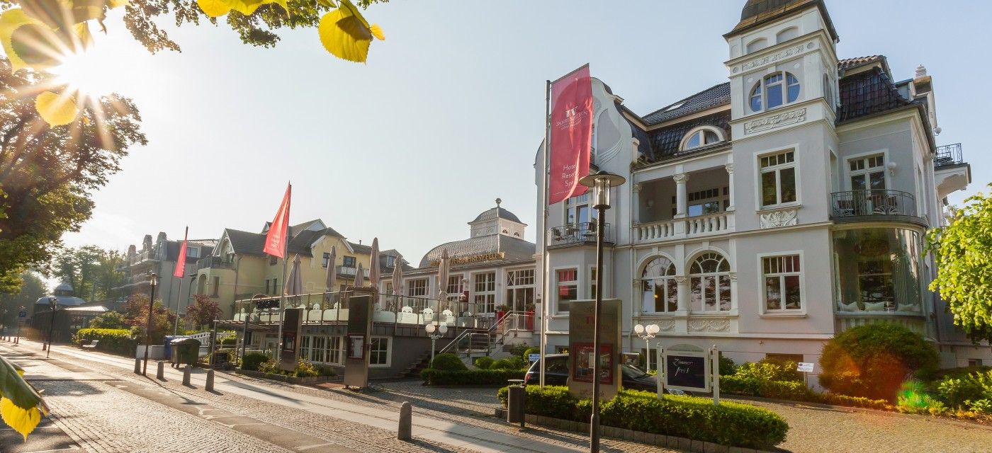 Hotel Vier Jahreszeiten Kühlungsborn Bilder | Bild 1