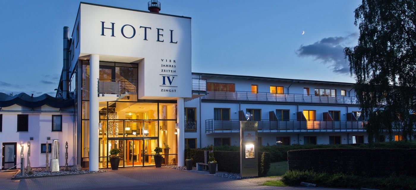 Hotel Vier Jahreszeiten Zingst Bilder | Bild 1