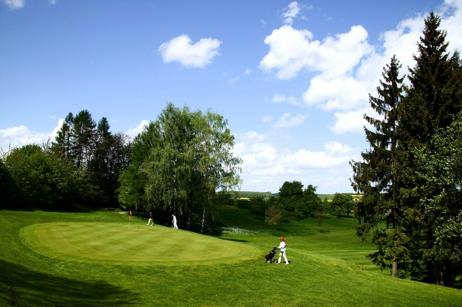 Bild zum Wellness-Angebot Golf! 5 Sterne - 27 Loch