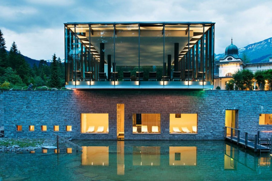 Neues Wellnesshotel: Waldhaus Flims Alpine Grand Hotel & Spa | Flims