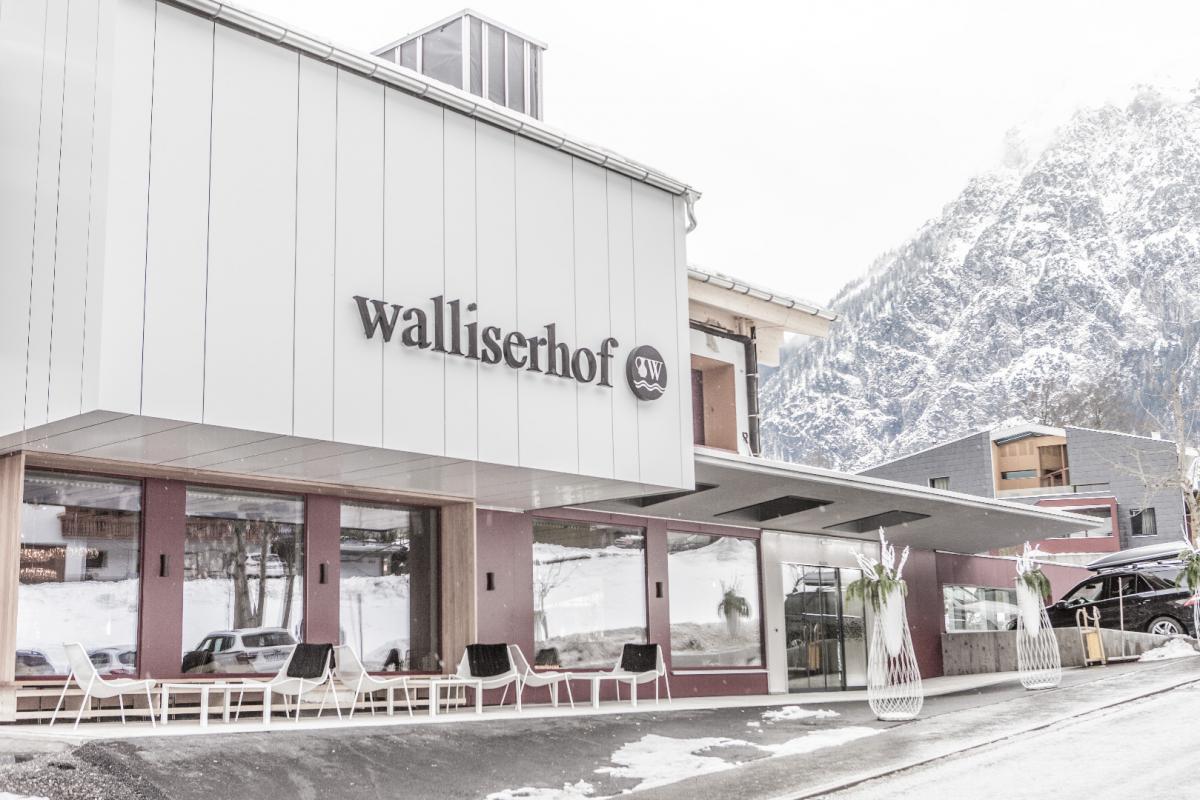 Walliserhof brand hotelbewertung for Designhotel walliserhof