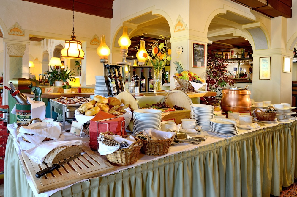 Romantik Hotel Spa Wastlwirt St Michael