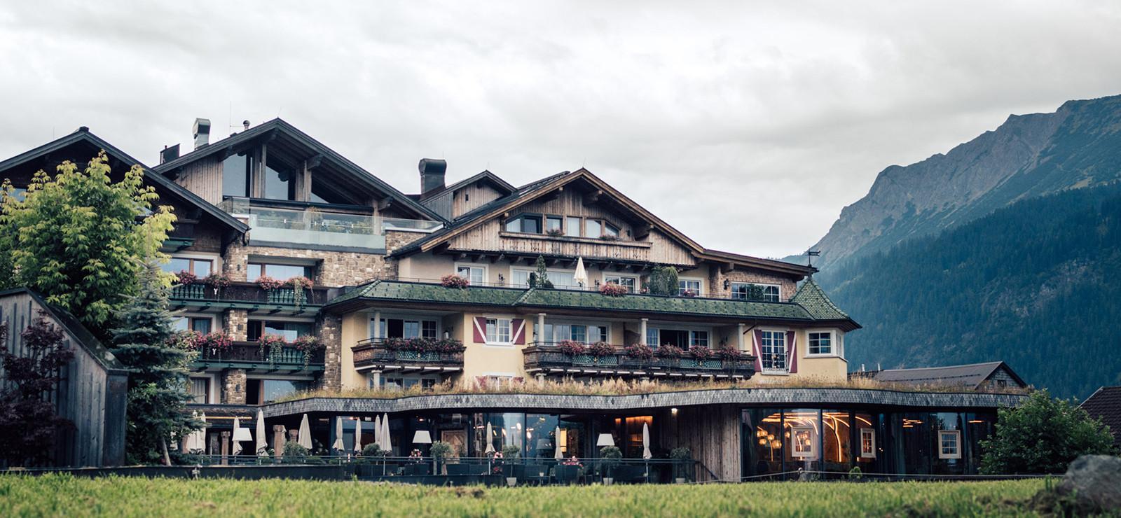 Wellness Hotel im Tannheimer Tal - Der Engel Bilder | Bild 1