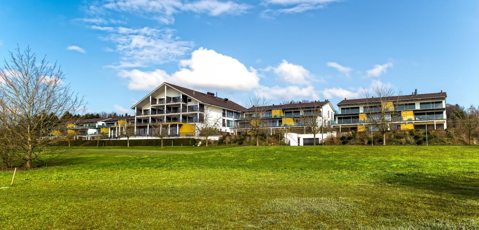 Ganzkörpermassage: Foto vom Wellnesshotel Wellnesshotel Golf Panorama | Wellness Thurgau