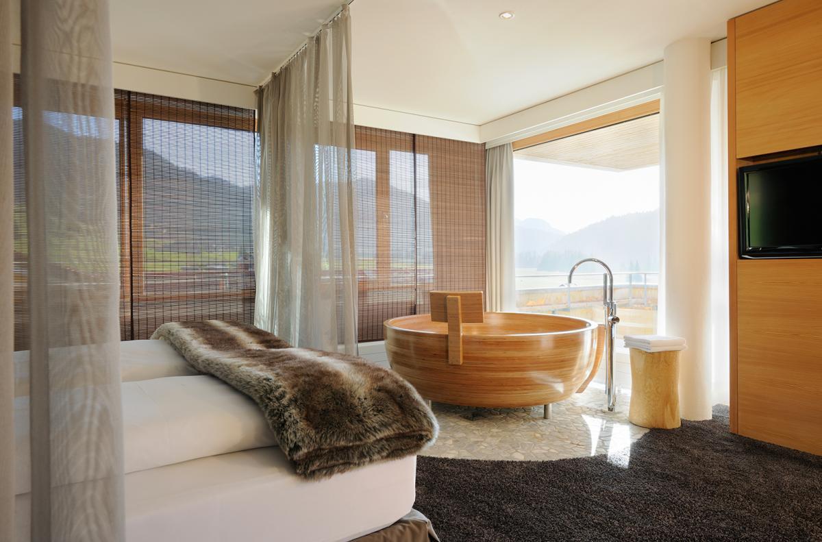 hubertus alpin lodge spa balderschwang hotelbewertung. Black Bedroom Furniture Sets. Home Design Ideas
