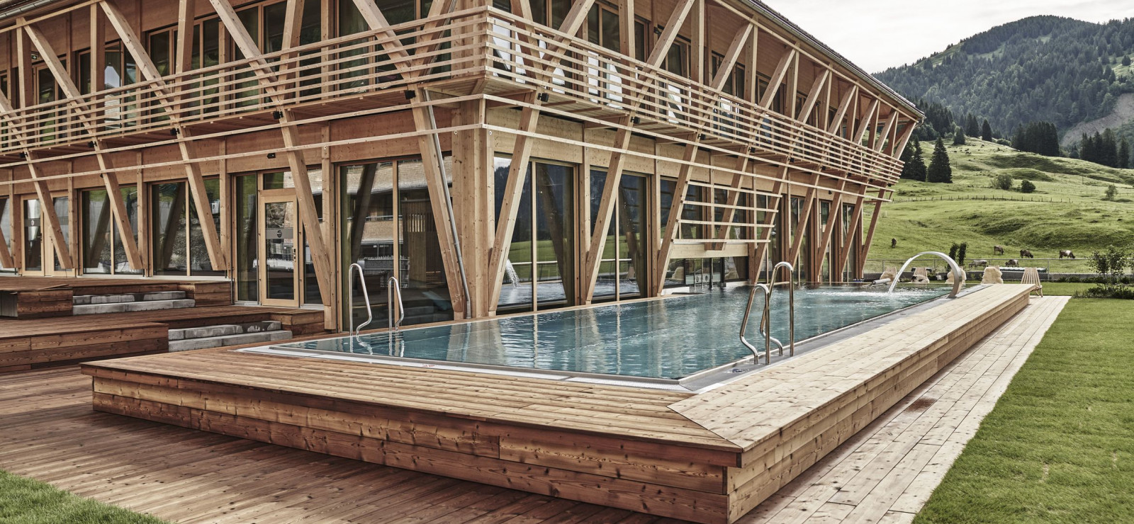 HUBERTUS Alpin Lodge & Spa Bilder | Bild 1