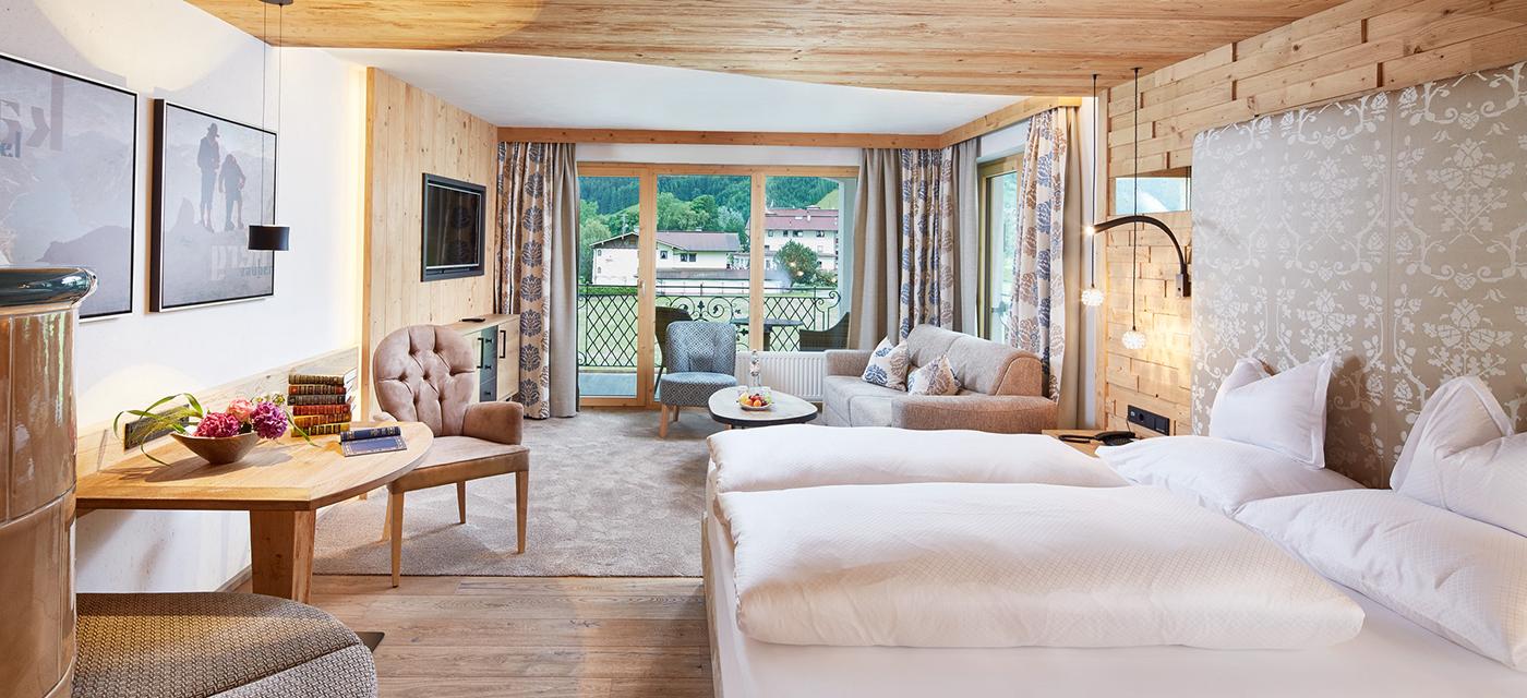 Kneippkur: Foto vom Wellnesshotel Das Karwendel - Ihr Wellness Zuhause am Achensee | Wellness Tirol