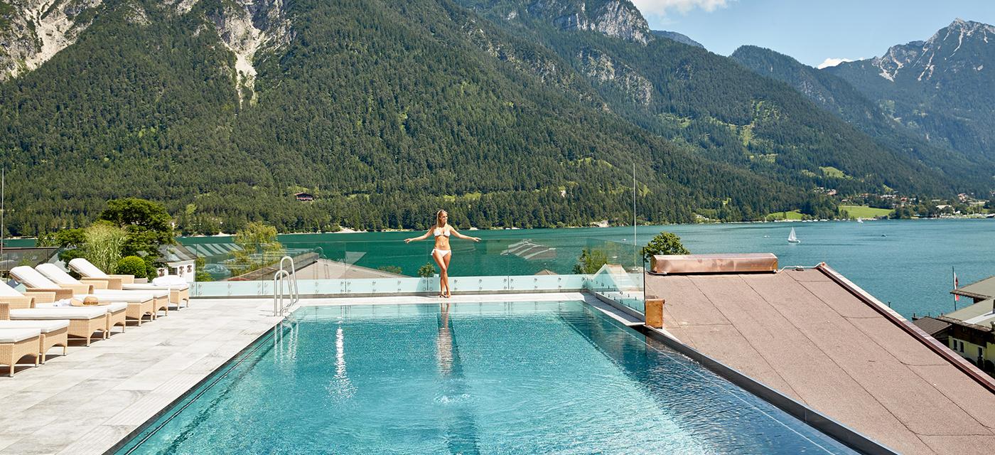Aufguss: Foto vom Wellnesshotel Das Karwendel - Ihr Wellness Zuhause am Achensee | Wellness Tirol