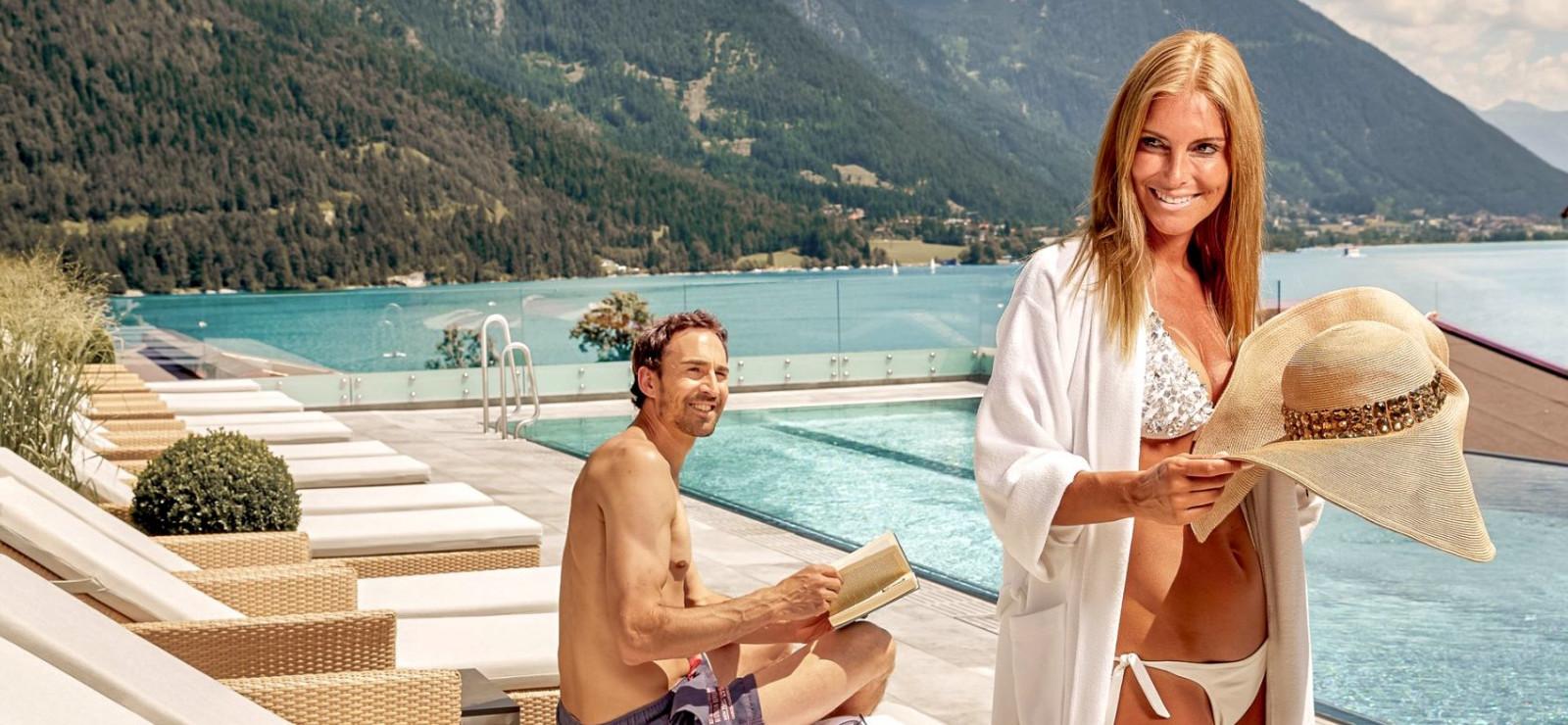 Das Karwendel - Ihr Wellness Zuhause am Achensee Bilder | Bild 1