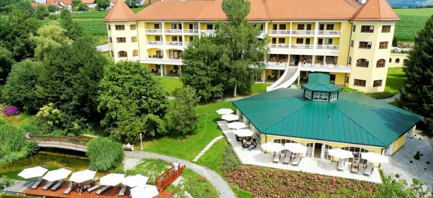 Wellnesshotel Parkschlössl Bilder | Bild 1