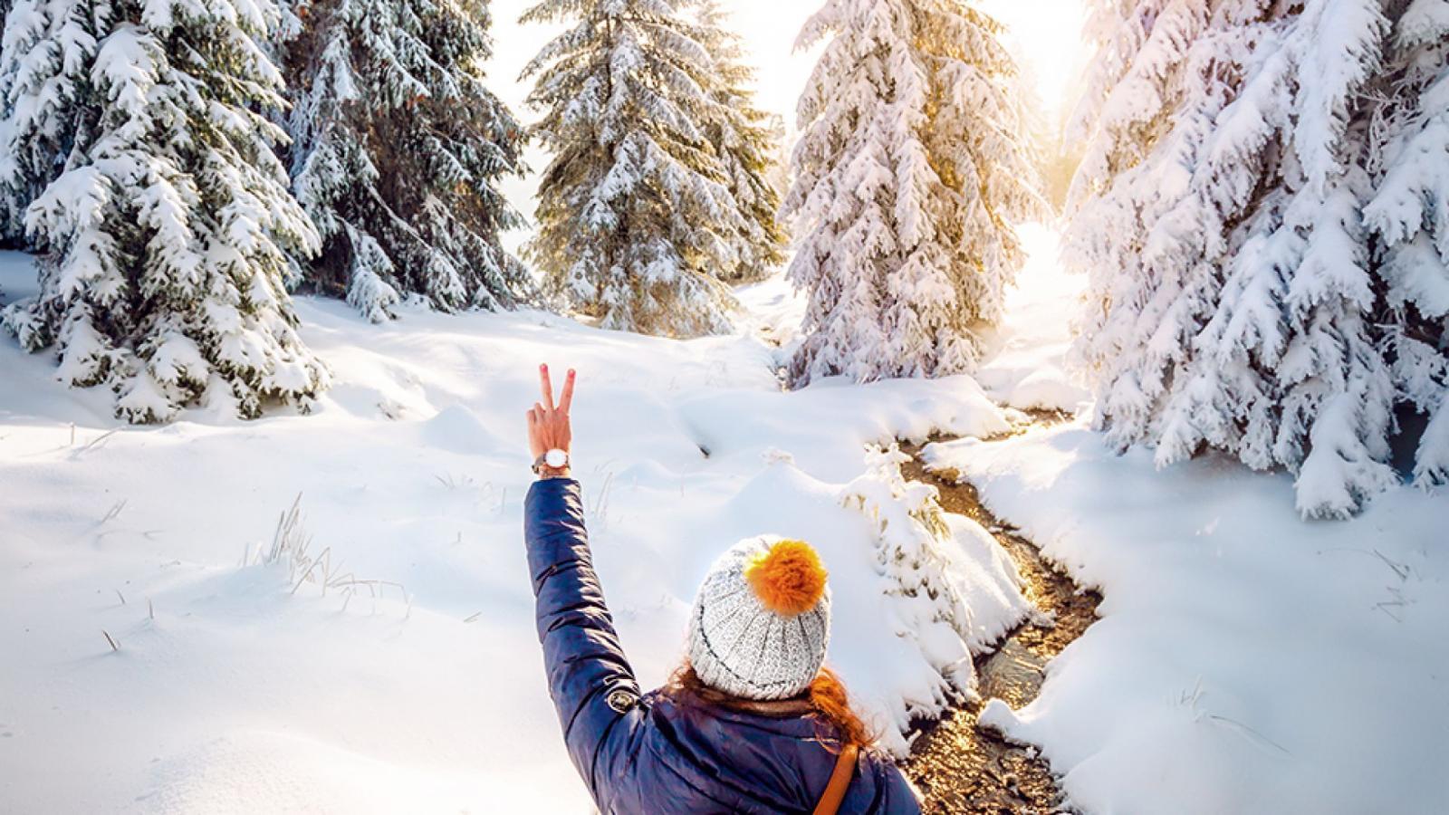 Bild zum Wellness-Angebot Winterfreuden
