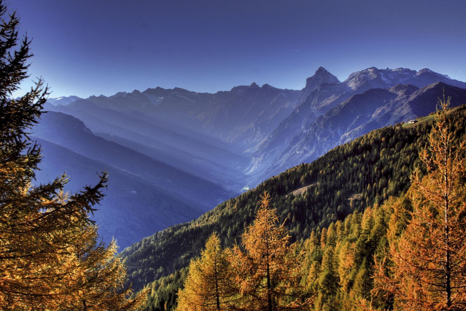 Bild zum Wellness-Angebot Berggenuss