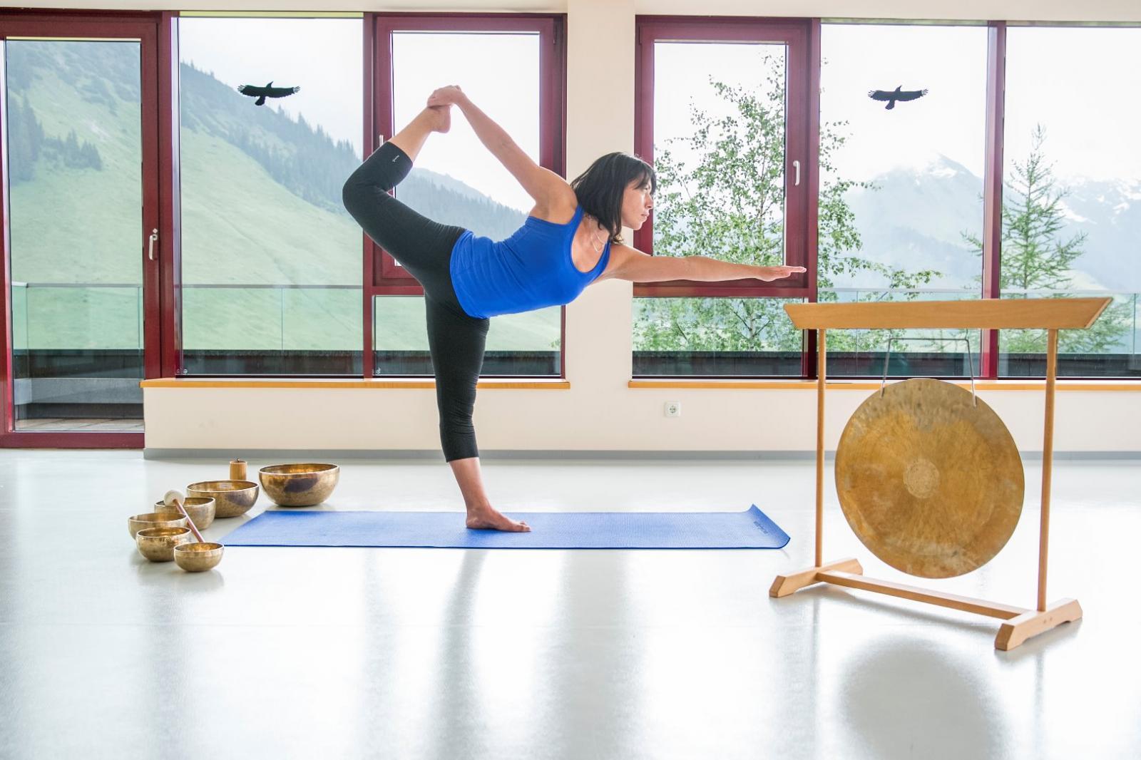 Bild zum Wellness-Angebot Yogazeit für mich