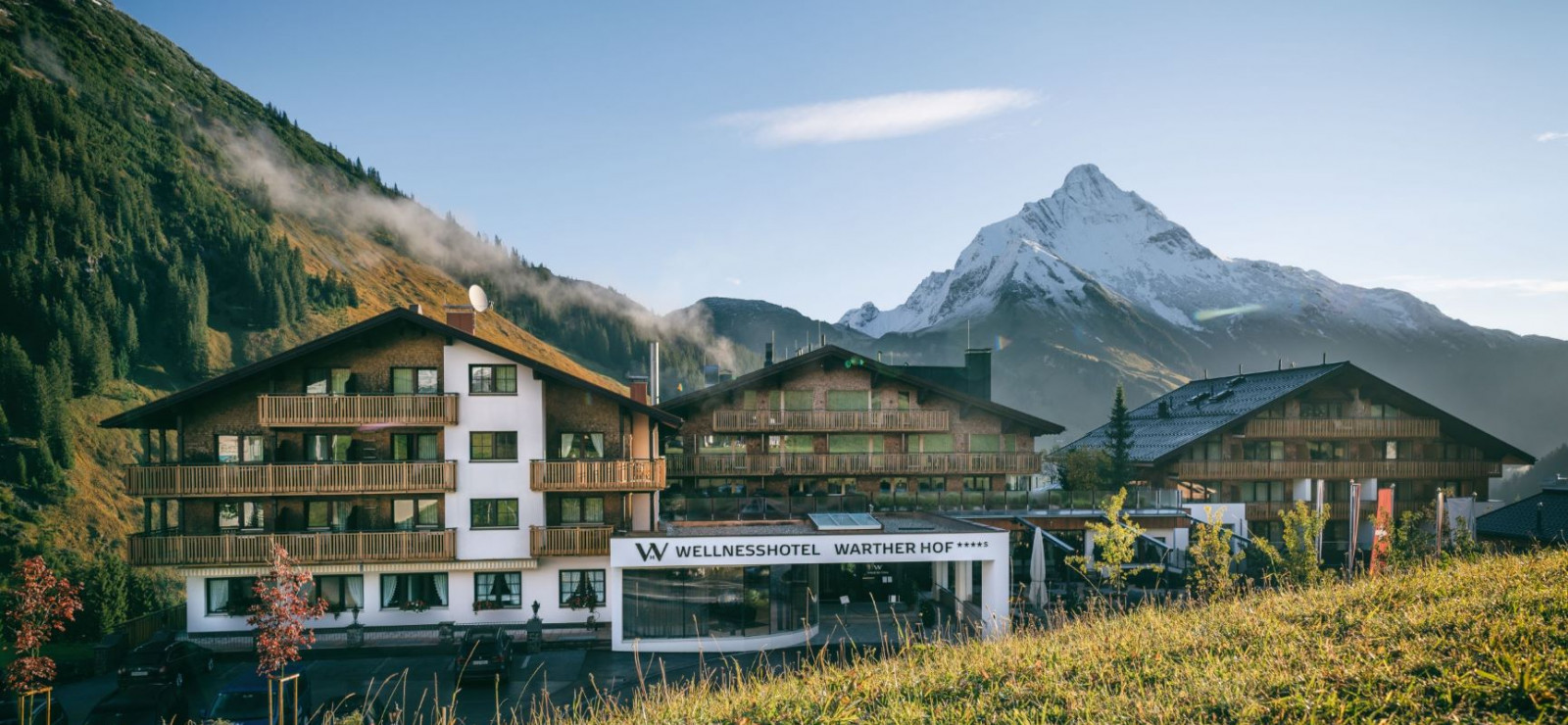 Wellnesshotel Wellnesshotel Warther Hof | Warth am Arlberg