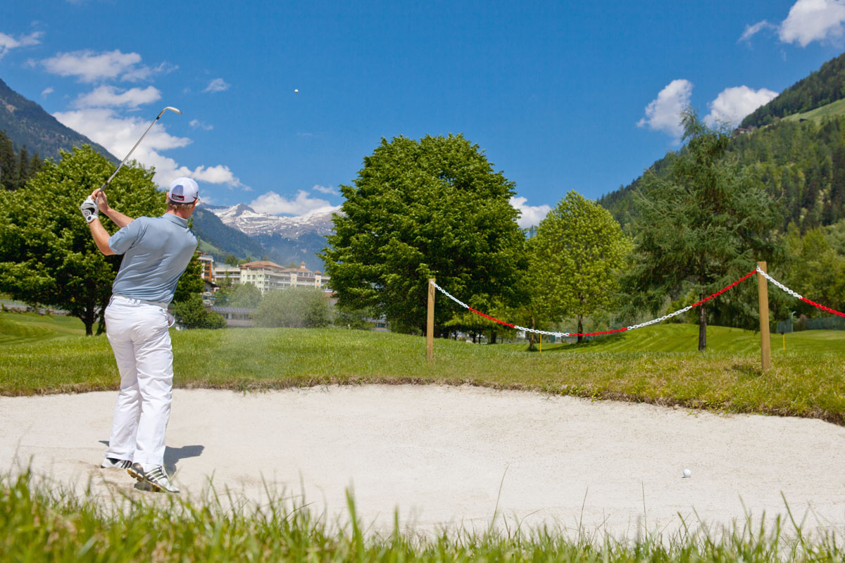 Bild zum Wellness-Angebot Golf-Schnupperpaket