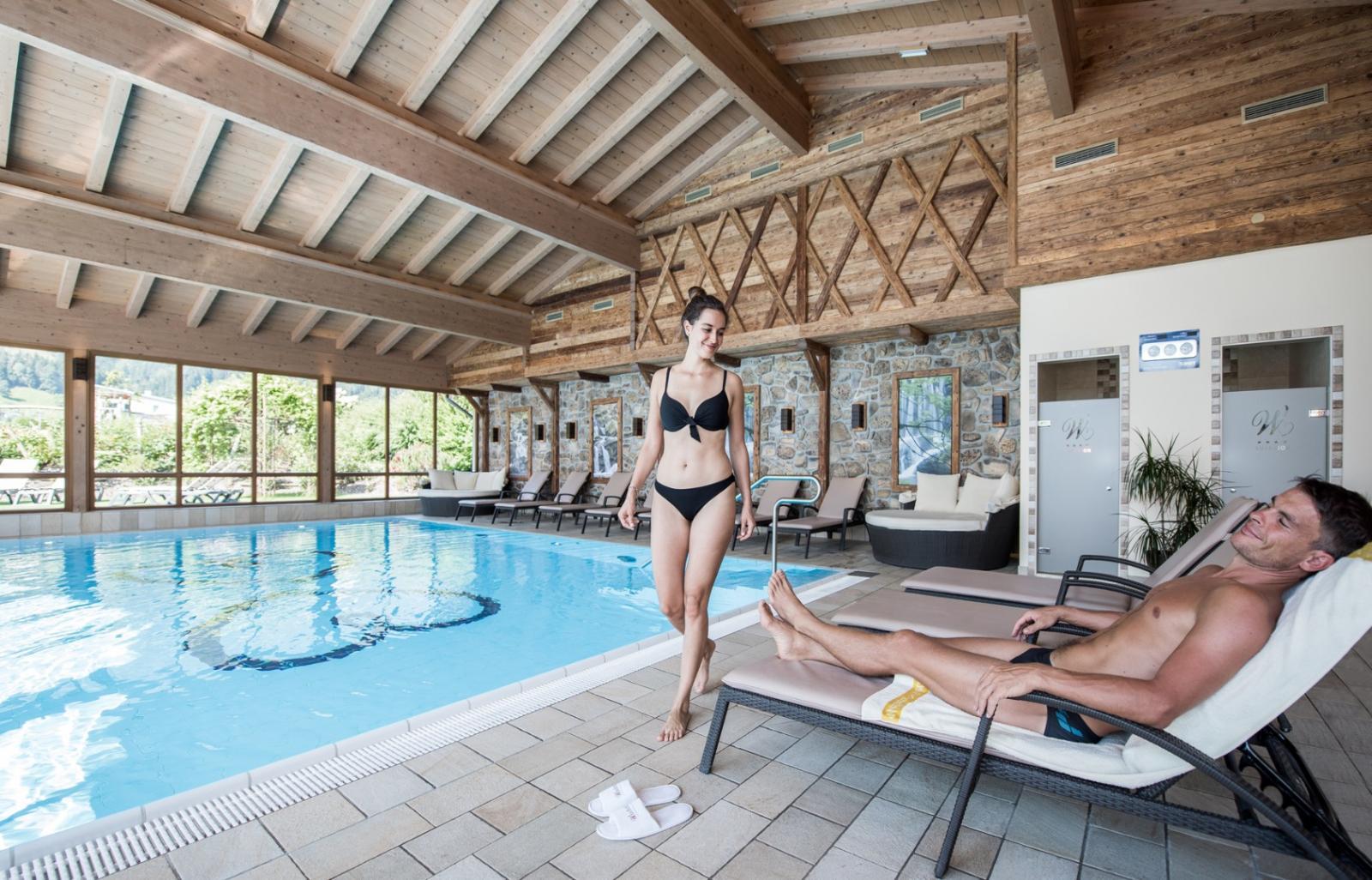 Finnische Sauna: Foto vom Wellnesshotel Hotel Wöscherhof   Wellness Tirol