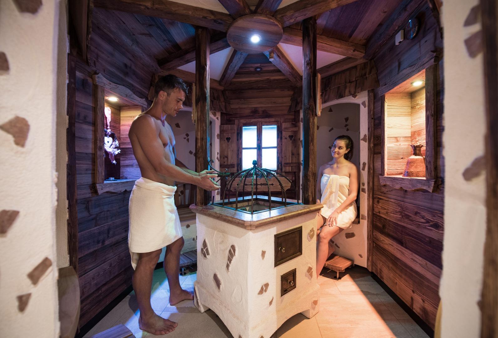 Haysche Trennkost: Foto vom Wellnesshotel Hotel Wöscherhof   Wellness Tirol