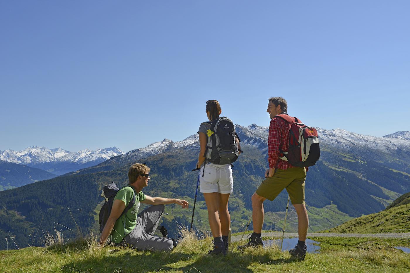 Bild zum Wellness-Angebot Hotel Wöscherhof: Der Berg ruft l 7 Nächte