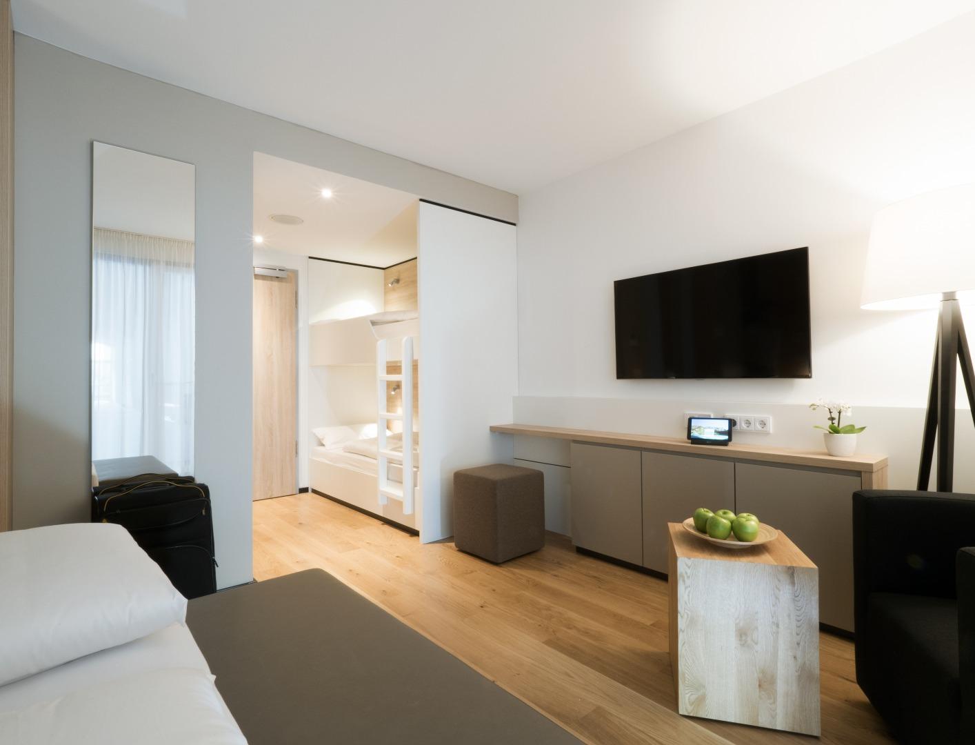 Wonnemar resort hotel bilder vom wellnesshotel for Hotelsuche familienzimmer