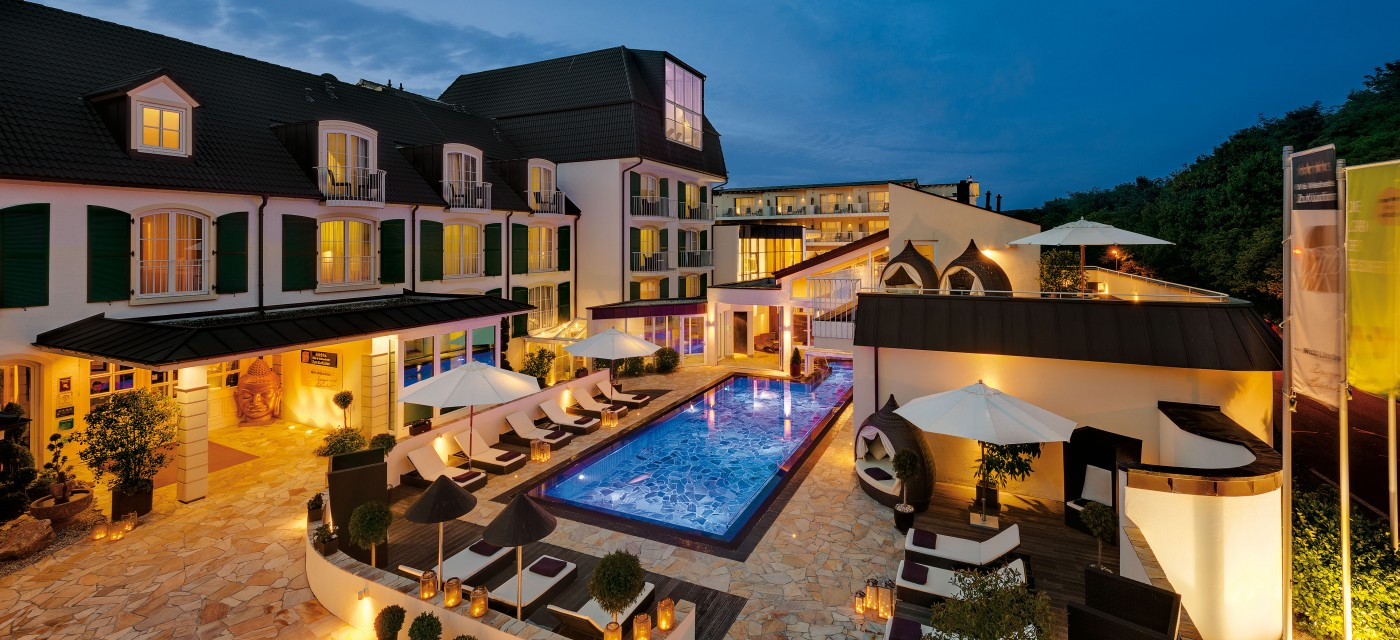 Wellnesshotels idar oberstein rheinland pfalz die for Wellnesshotel deutschland designhotels