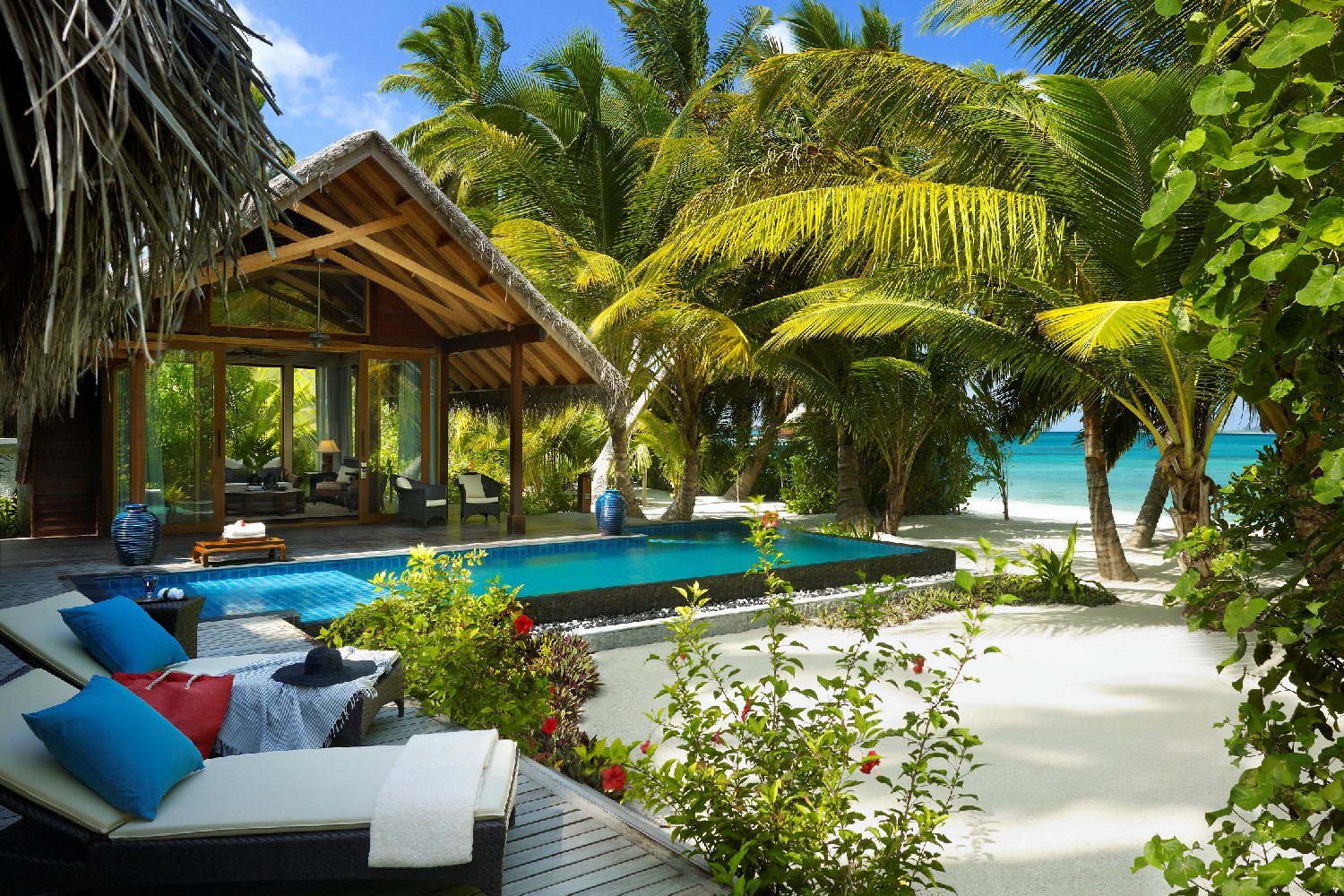Shangri-La Villingili Resort & Spa © Wellness Heaven